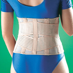 Medicinic backrest (22.8 cm) 2066-9