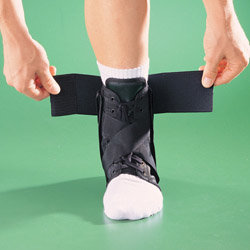 Medical ankle orthosis 4006