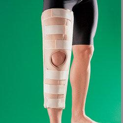 Medical knee immobilizer 4030-23