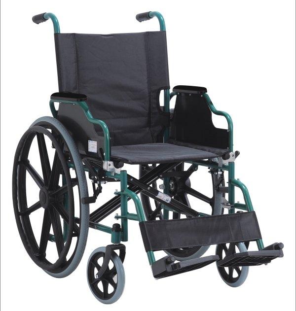 Ratiņkrēsls GIMA43251, pieaugušajiem