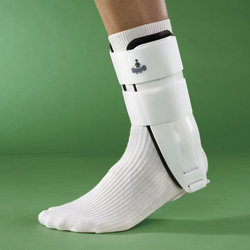 Medical ankle support with air 4009
